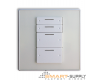 """4Bc"" 4 Button Smart Soft Switch Digital Wall Panel (G4s) SB-4Bc-EU  GTIN: EAN / UPC13 0610696254276"