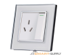 Switched Electrical Socket, 3PIN Australian
