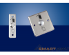 Door Release Button With Double Feature NO/NC (Stainless Steel) - SS-XS-ABK-801A/B