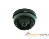 "1/4"" Sharp Plastic Dome Camera - SS-CCTV-LCDSHF"