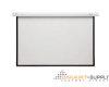 100 Inch (16:9) Matte White Electric Movie Screen - SS-SCREEN-EMW100