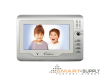 7'' Color TFT Monitor with touch screen and picture memory - SS-PI-6912M/TC7